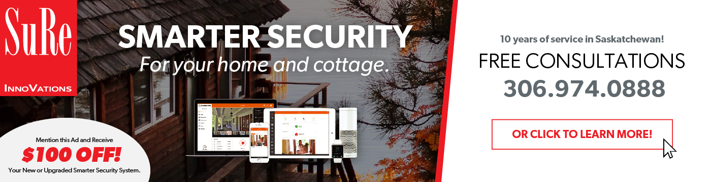Security for your home and cabin