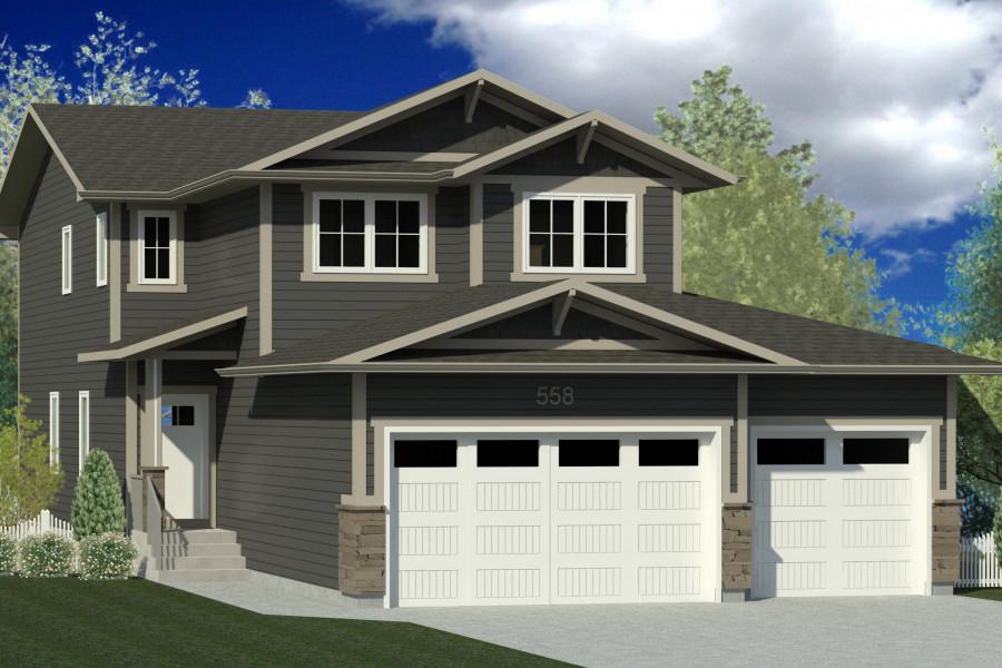 558 Burgess Crescent - Everett