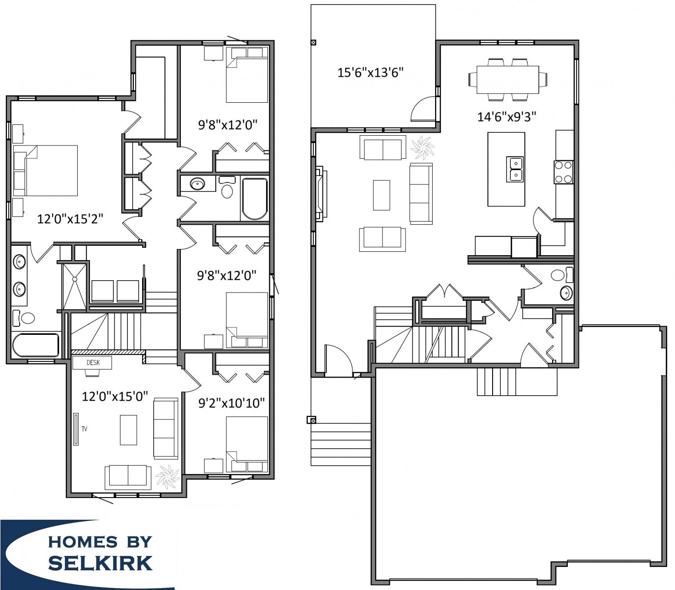 522 Kenaschuk Way Floor Plan