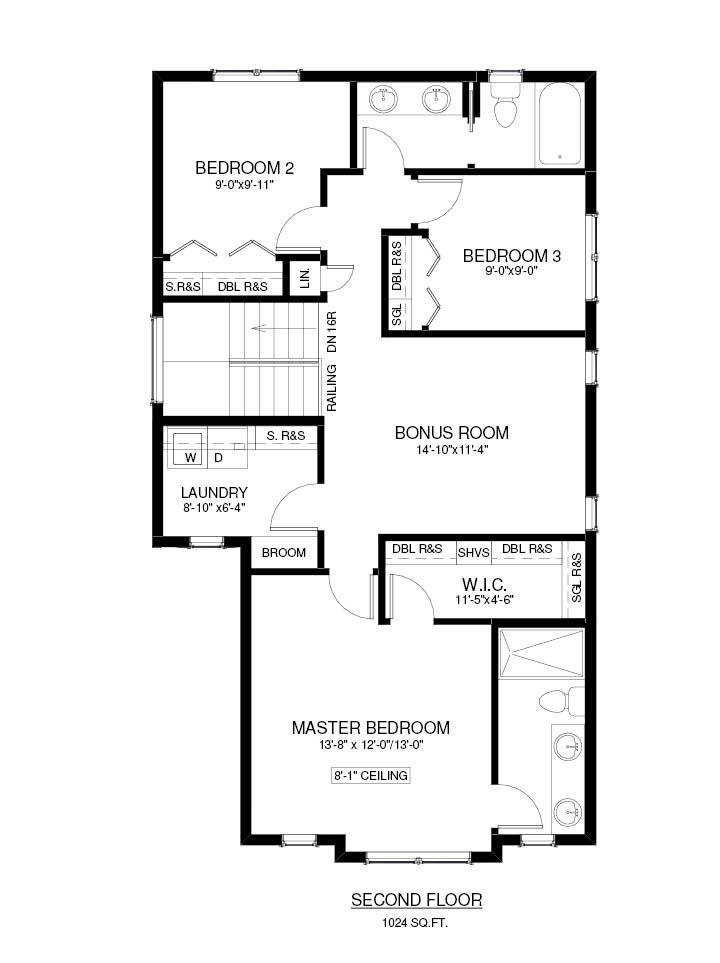 562 McFaull Crescent Floor Plan