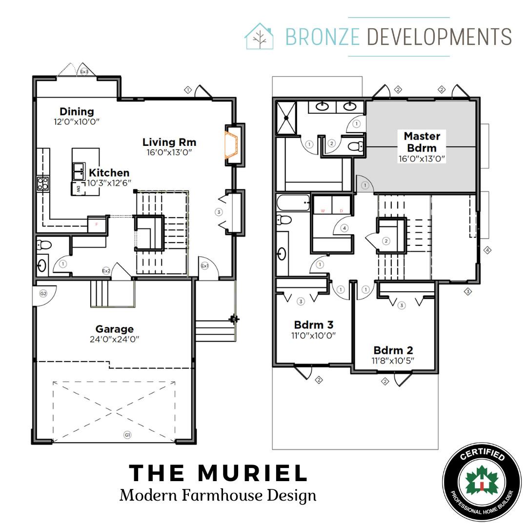 147 Barrett Street Floor Plan